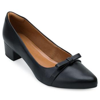 Sapato Aquarela AQ21-IG006 Preto TAM 40 ao 44