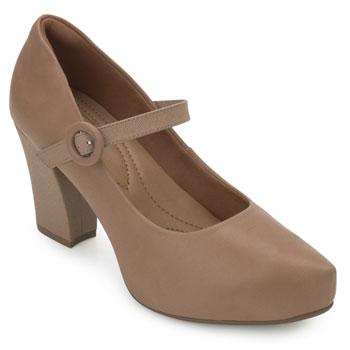 Sapato Boneca Bebecê BC20-6916275 Nude