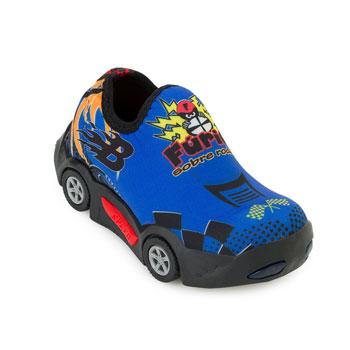Tênis Carro Botinho Baby BT20-137 Azul