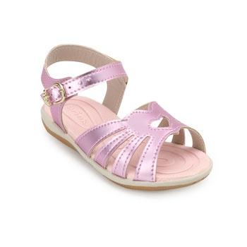 Sandália Brink Milk Baby BI19-52524 Pink