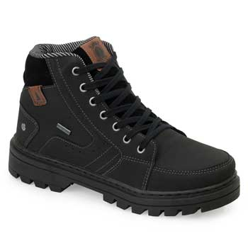 Bota Adventure Confort Way CW20-220 Preto