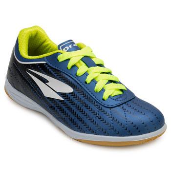 Chuteira Futsal Dray Indoor Foorcy X DR20-313CO Marinho-Branco