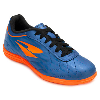 Chuteira Futsal Dray Indoor Foorcy X DR20-313CO Marinho-Laranja