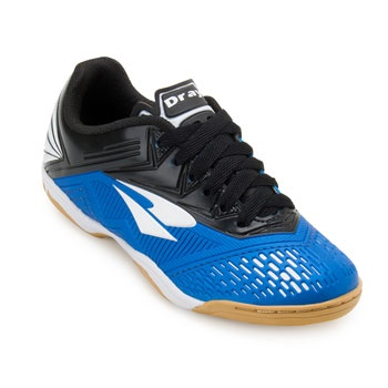 Chuteira Futsal Dray Juvenil DR19-367CO Azul-Branco
