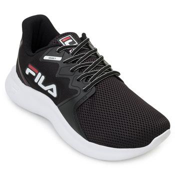 Tênis Fila Sparky FL20 Preto-Vermelho-Branco TAM 44 ao 48