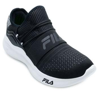 Tênis Fila Trend 2.0 FL21 Preto-Branco TAM 44 ao 48