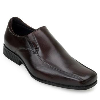 Sapato Gallipoli GL20-020 Marrom TAM 44 ao 48