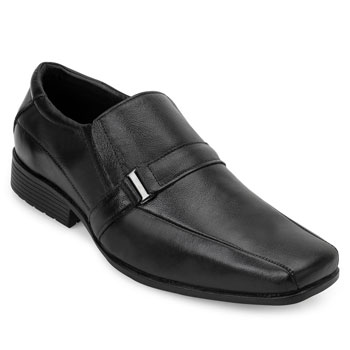Sapato Gallipoli GL20-025 Preto TAM 44 ao 48