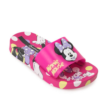 Chinelo Ipanema Disney Slide 26424 Rosa