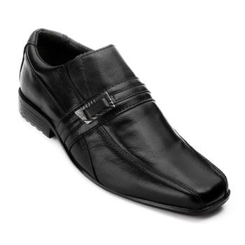 Sapato J Mathias Masculino 002518 CO Preto
