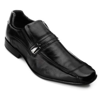 Sapato J Mathias Masculino 005008 CO Preto