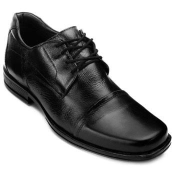 Sapato Joval Masculino 915 Preto TAM 44 ao 49