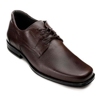 Sapato Masculino Joval 920 Chocolate TAM 44 ao 49
