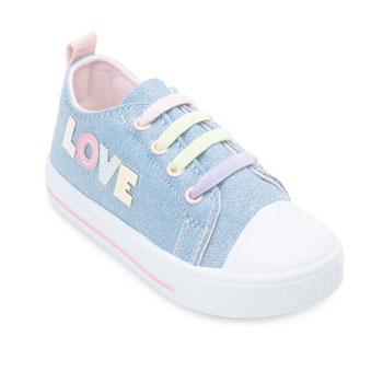 Tênis Love Kimimo Baby KM21-691205 Azul