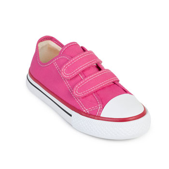 Tênis Lona King Kids Infantil RU20-CS1201 Pink