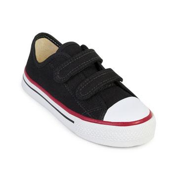 Tênis Lona King Kids Infantil RU20-CS1201 Preto