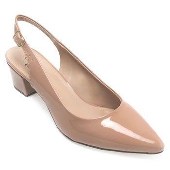 Sapato Chanel Lady Queen AM18-41003 Verniz Pele TAM 40 ao 44