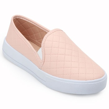 Slip On Laura Lívia LU19-63348 Fosco Rosa