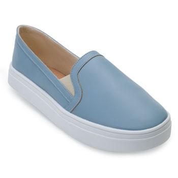 Slip On Lia LI21-92602 Azul TAM 40 ao 44