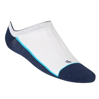 Meia Lupo Sport 3270-061 Branco-Marinho-Azul TAM 44 até 50