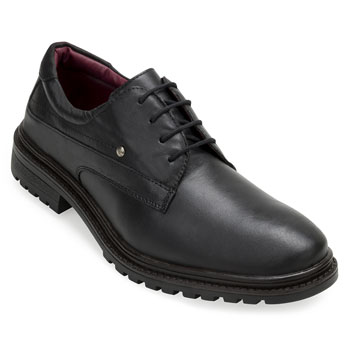 Sapato Mr. Light Amsterdã MR18-601 Preto