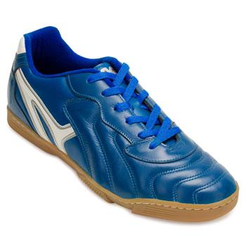 Chuteira Futsal Mathaus Veneza 352.131 Azul-Branco TAM 44 ao 48