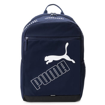 Mochila Puma Phase Backpack II PM20-077295 Marinho-Branco