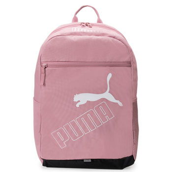 Mochila Puma Phase Backpack II PM20-077295 Rose-Preto