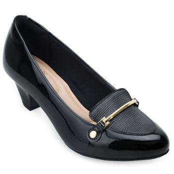 Sapato Modare MD21-7005659 Preto