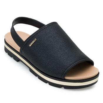 Sandália Modare Ultra Conforto MD21-7132120 Preto