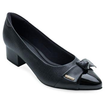 Sapato Modare MD21-7340102 Preto