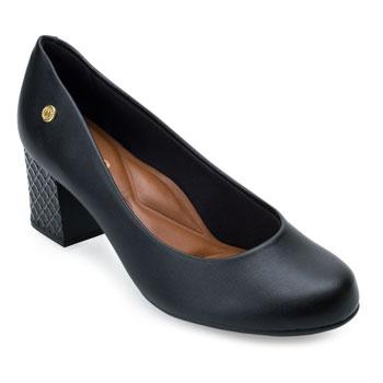 Sapato Moleca ML21-5708102 Preto