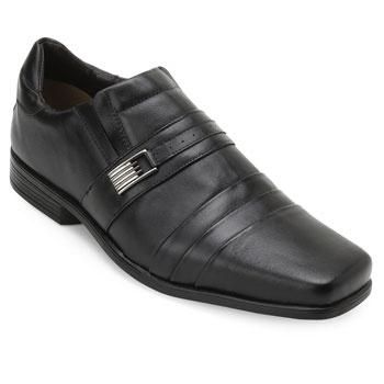 Sapato Monticelli MO19-5102 Preto TAM 44 ao 50