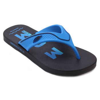 Chinelo Mormaii Neocycle Juvenil 11407 Preto-Azul