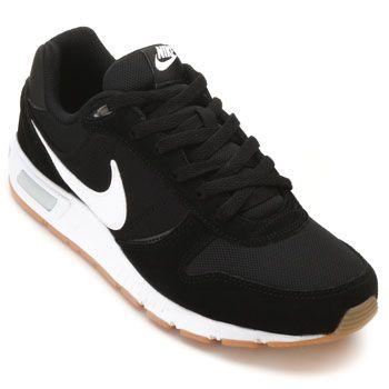 Tênis Nike Nightgazer Preto-Branco
