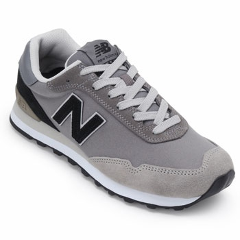 Tênis New Balance NB19-ML515 Cinza-Preto