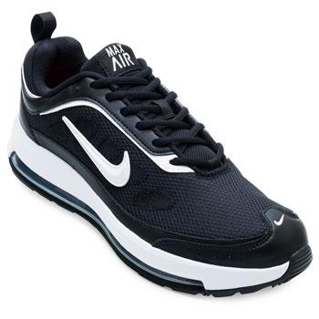 Tênis Nike Air Max AP NK21 Preto-Branco