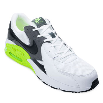 Tênis Nike Air Max Excee NK21 Branco-Cinza-Verde