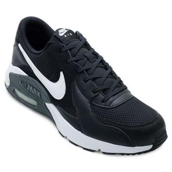 Tênis Nike Air Max Excee NK21 Preto-Branco TAM 44 ao 48