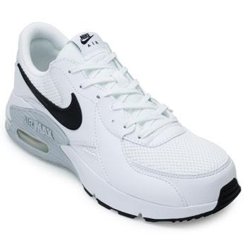 Tênis Nike Air Max Excee NK21 Branco-Preto TAM 44 ao 48