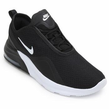 Tênis Nike Air Max Motion 2 NK19 Preto-Branco TAM 44 ao 48