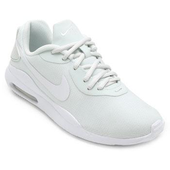 Tênis Nike Air Max Oketo NK19 Verde-Branco