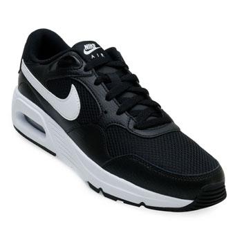 Tênis Nike Air Max Sc Feminino NK21 Preto-Branco