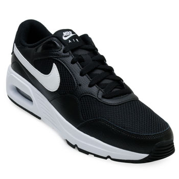 Tênis Nike Air Max SC NK21 Preto-Branco TAM 44 ao 48