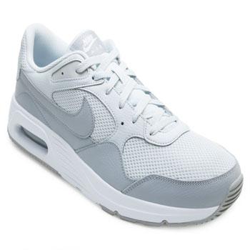 Tênis Nike Air Max SC NK21 Cinza-Branco TAM 44 ao 48
