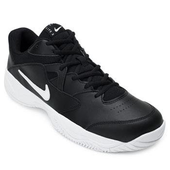 Tênis Nike Court Lite 2 NK21 Preto-Branco TAM 44 ao 48
