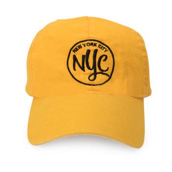 Boné Original Cap OC20-N09 Amarelo