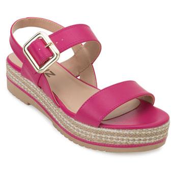 Sandália Plataforma Quiz QZ20-66191106 Pink