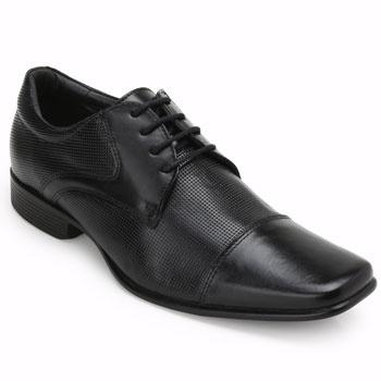 Sapato Rafarillo Couro RF19-34001 Preto
