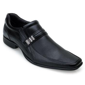 Sapato Social Rafarillo RF21-34011 Preto TAM 44 ao 48
